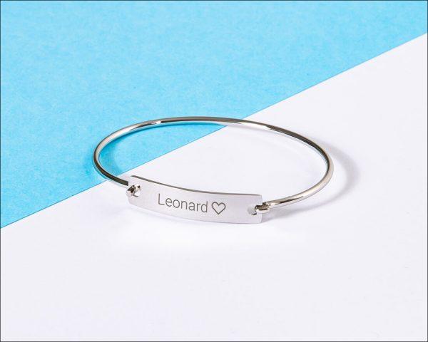 Armband-Arteon-Silber
