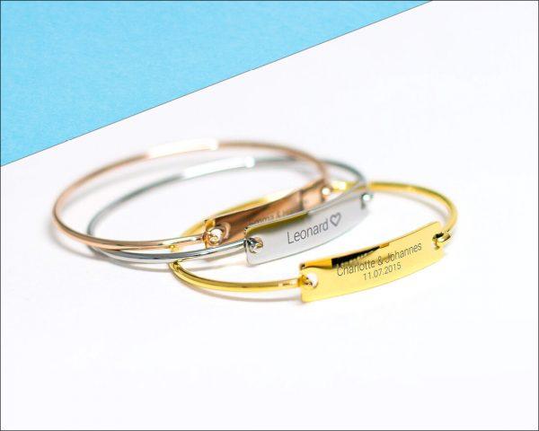Armband-Arteon-rose-silber-gold