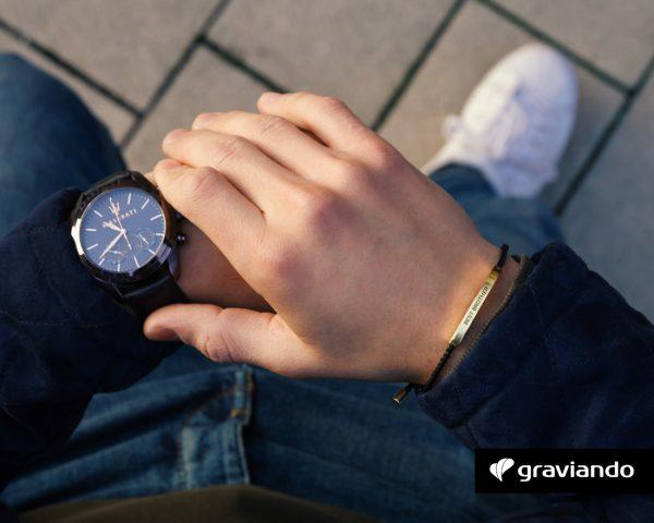 Armband-mit Gravur- Arizona Graviando