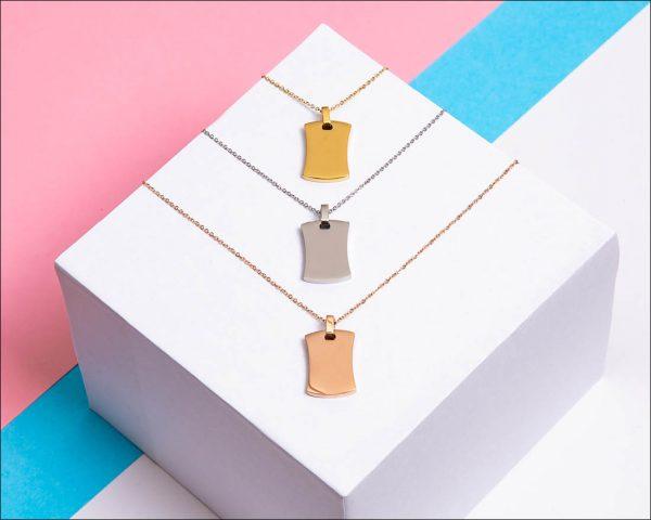 Halskette Pride Graviando