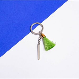 Quasten Schlüsselanhänger Graviando