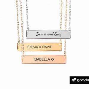 Halskette-Brave-Graviando