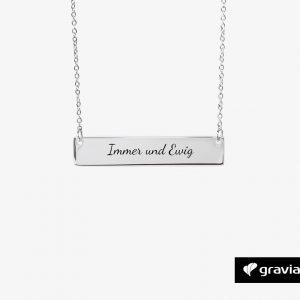 Halskette-Brave-Graviando-