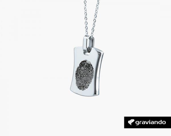 Halskette-Pride graviando