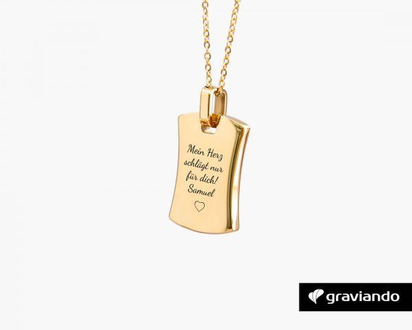 Halskette-Pride-graviado