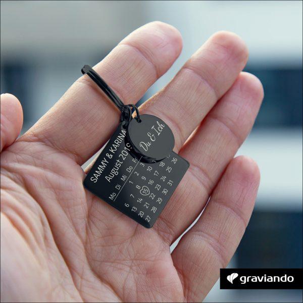 Kelender Schlüsselanhänger Graviando_4