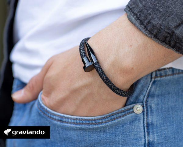 Nagel Armband Herren 1
