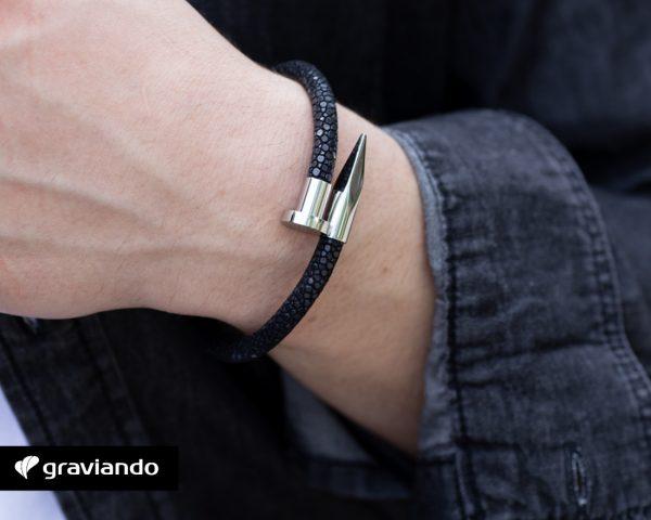 Nagel Armband Graviando