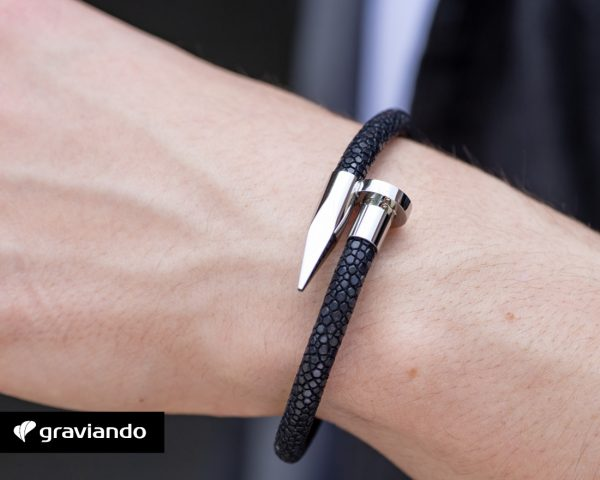 Nagel Armband Herren 4