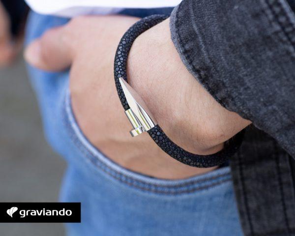 Nagel Armband Herren 9