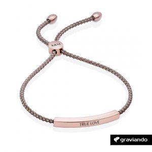 Damen Armband mit Gravur