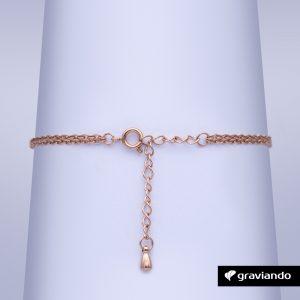 Unendlichkeitszeichen Armband Damen